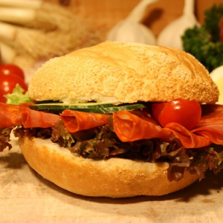 Broodje chorizo bestellen