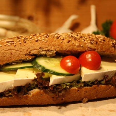 Broodje brie bestellen